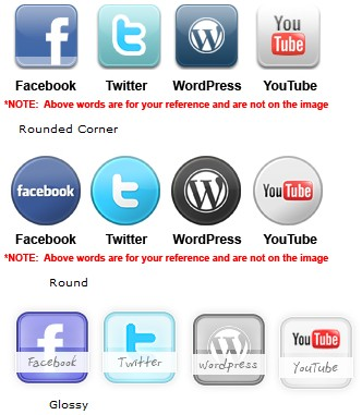 Social Media Icons and Links for Zen Cart